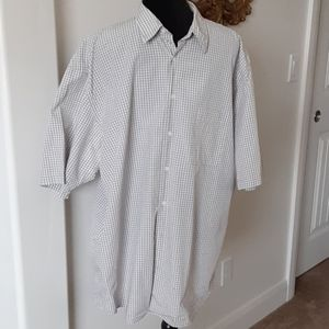 2 Eddie Bauer Short Sleeve Shirts XXL